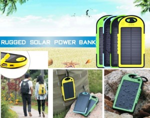 Solar Power-Bank China