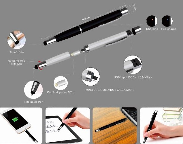 USB Powerbank Stift